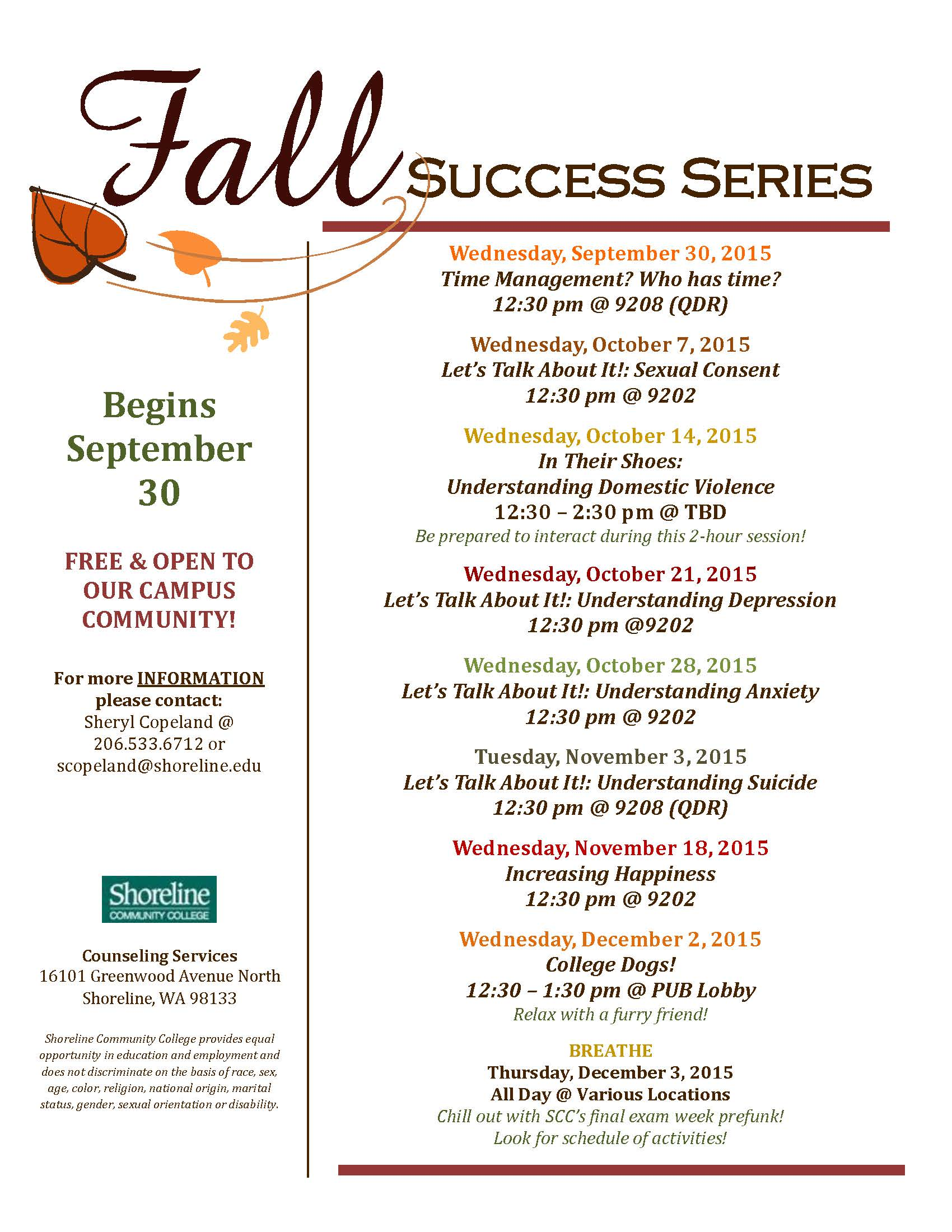 Success Series FQ15