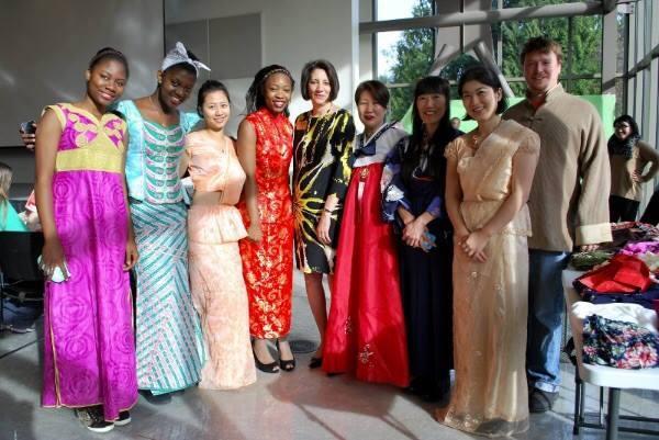 IE fashion show