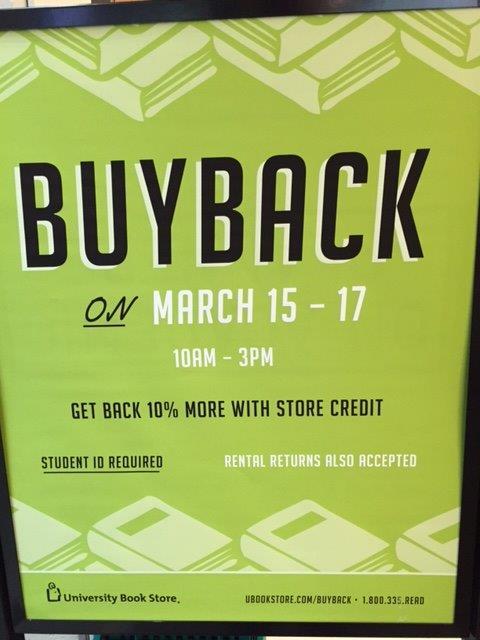 Buyback spring 2016[1]