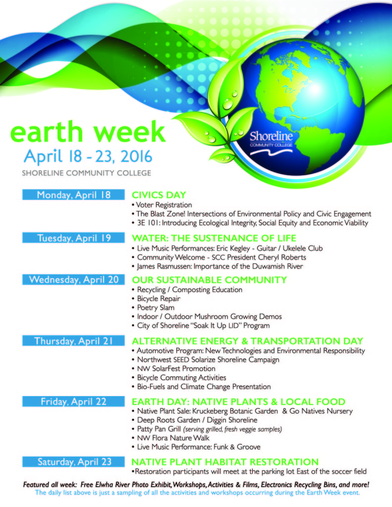 earthweek flyer