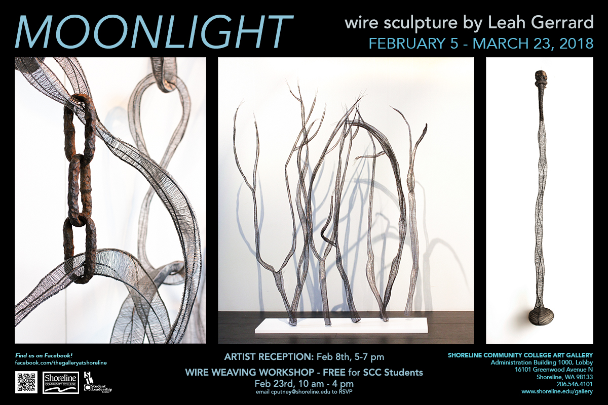 Students Dig In! FREE Wire Weaving Workshop – Shoreline Today